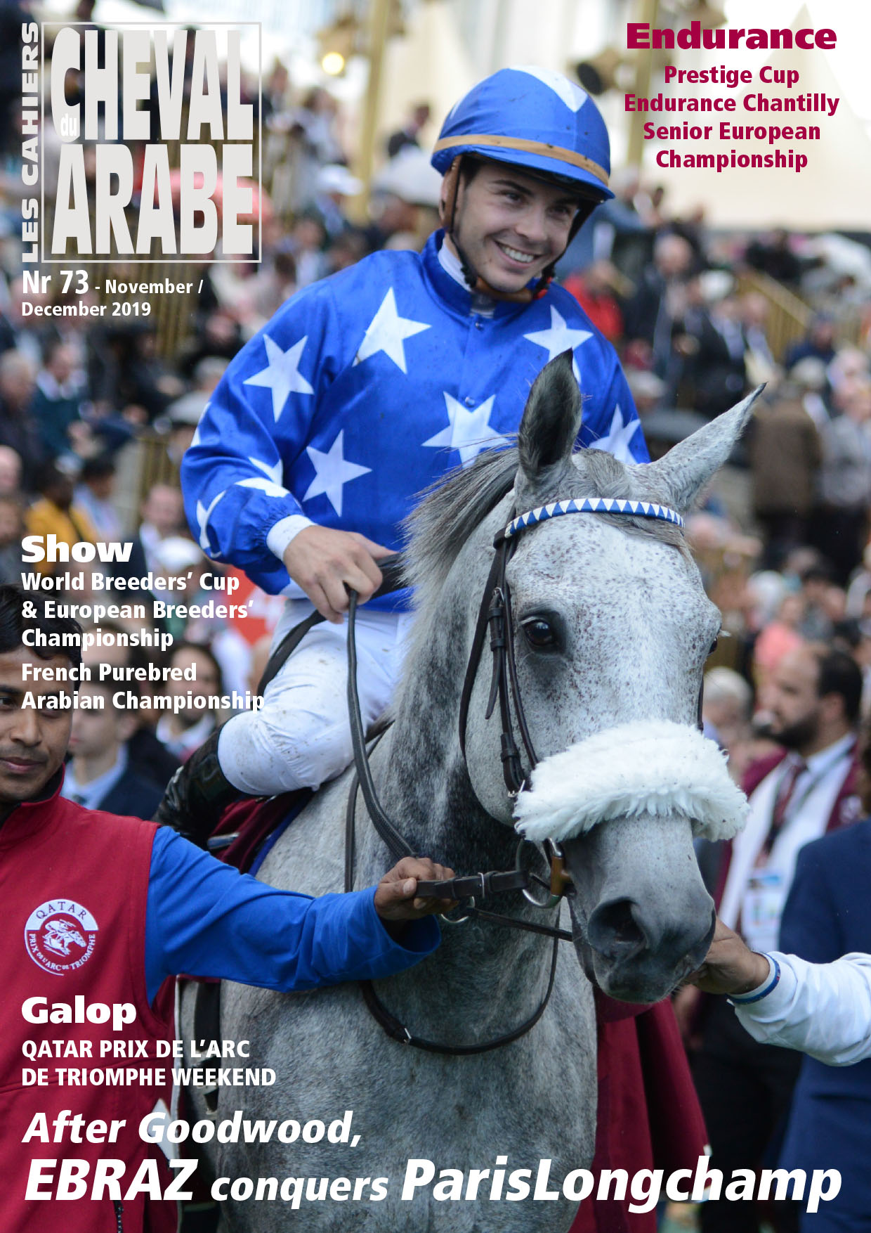 Cahiers du Cheval Arabe Nr 73 is online!
